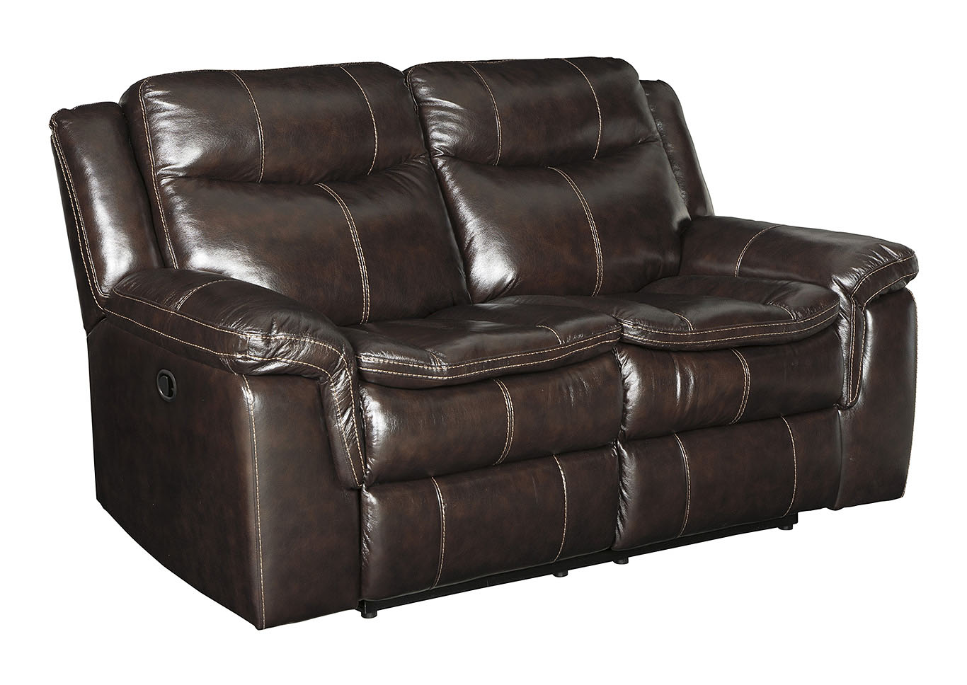 Lockesburg Canyon Reclining Loveseat,Signature Design By Ashley
