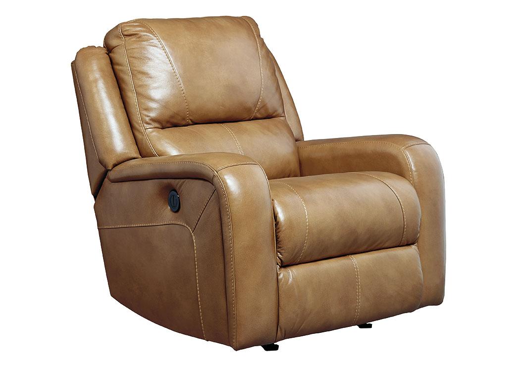 Bargain Furniture Roogan Blondie Power Rocker Recliner