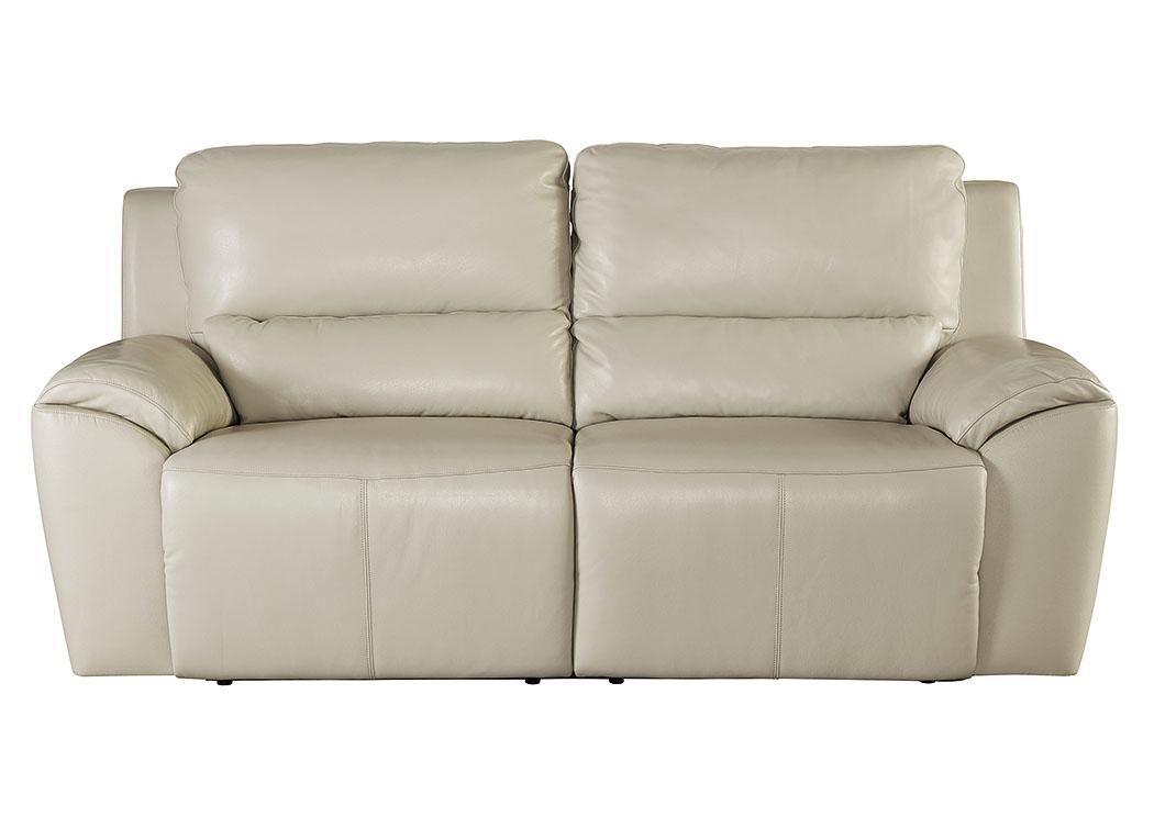 Valeton Cream 2 Seat Power Reclining SofaSignature Design By Ashley