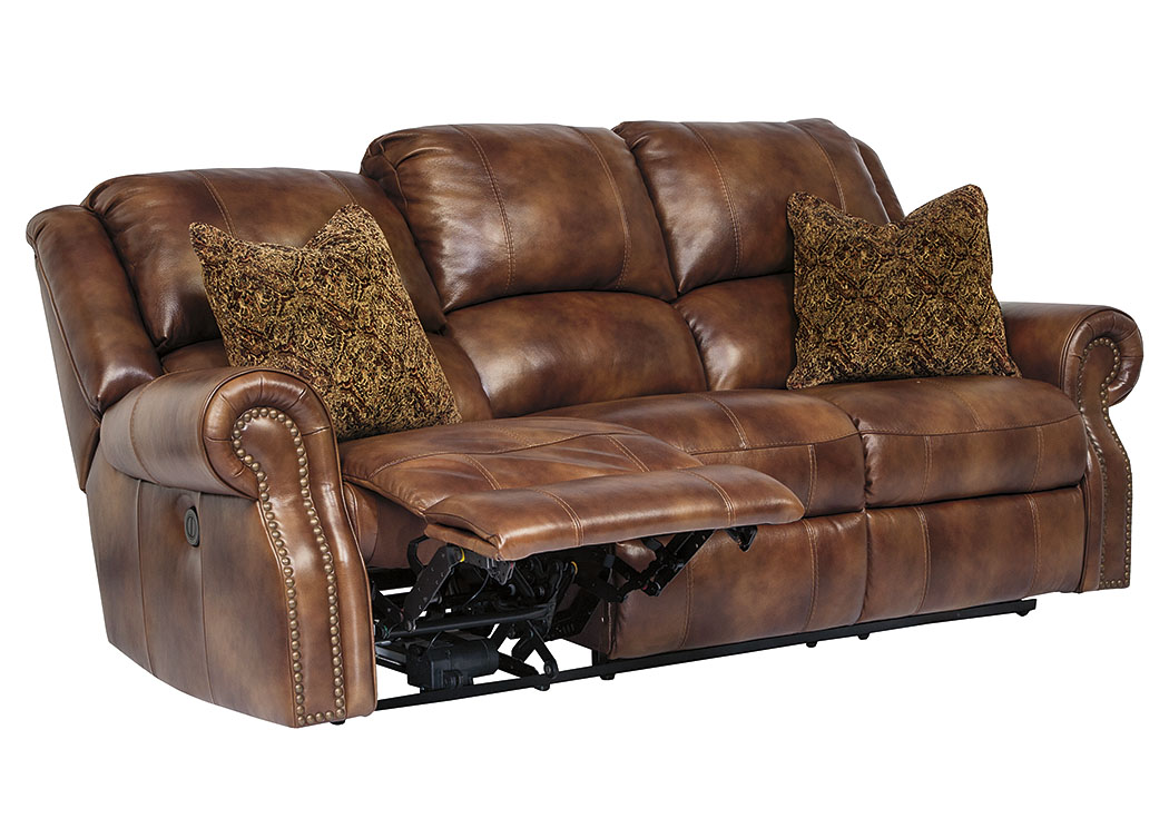 Walworth Auburn Power Reclining Sofa,Signature Design By Ashley