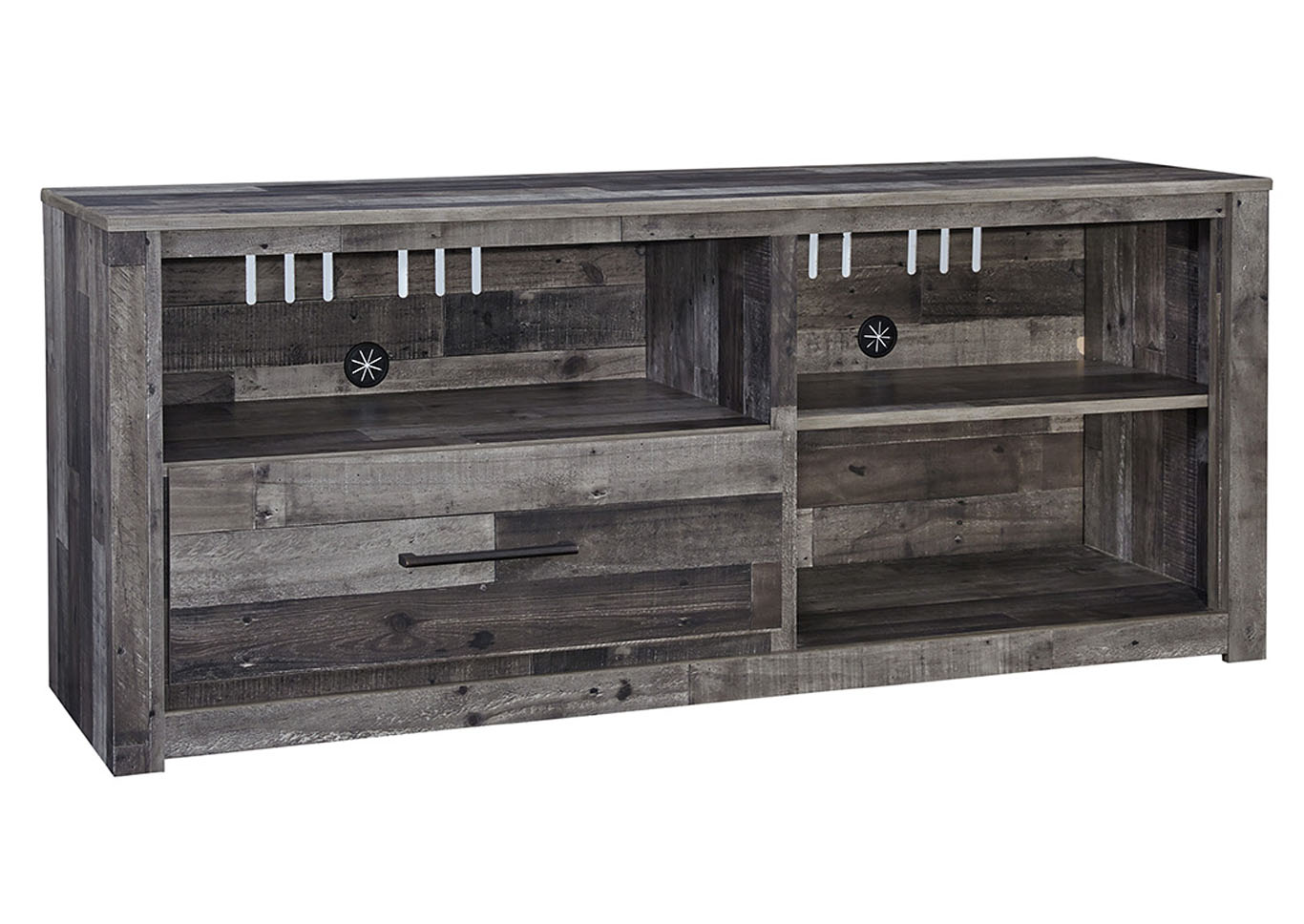 Superbe Derekson Multi Large TV Stand,Signature Design By Ashley