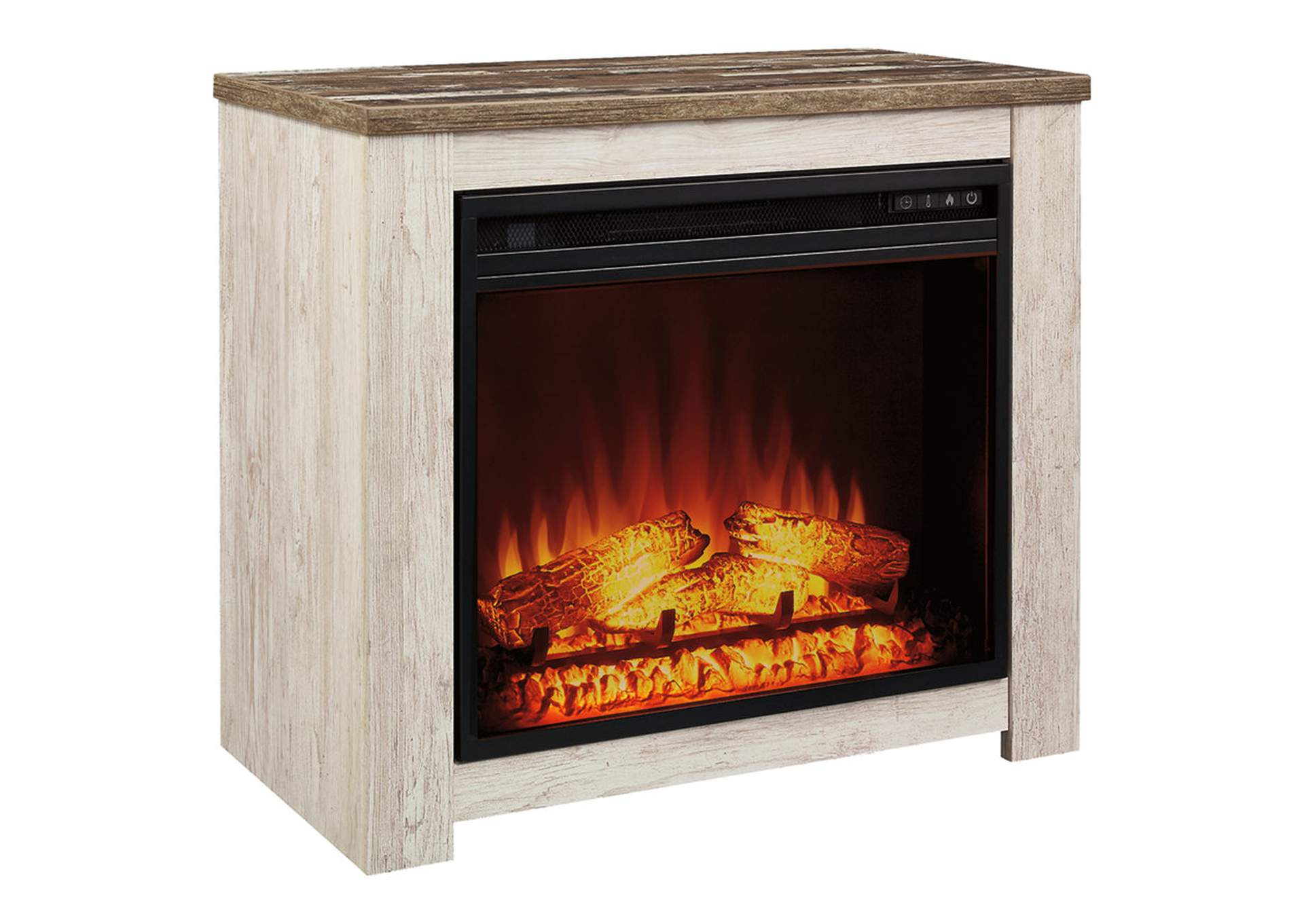 Willowton Fireplace Mantel,Signature Design By Ashley