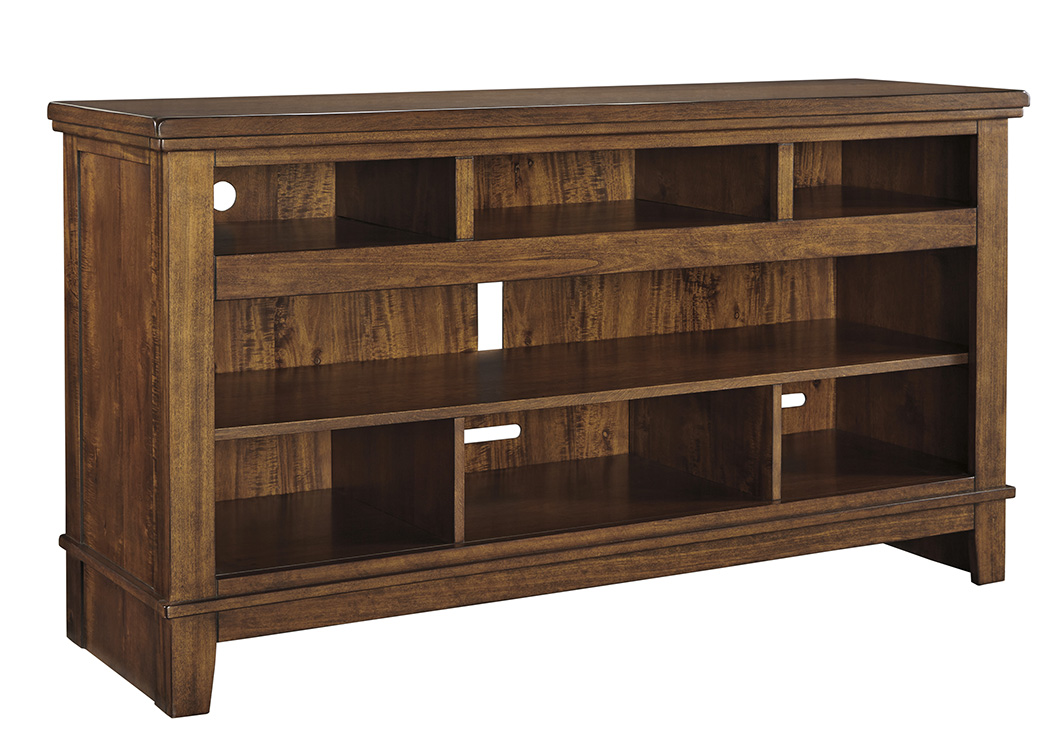 Ralene Medium Brown Extra Large TV Stand,Signature Design By Ashley