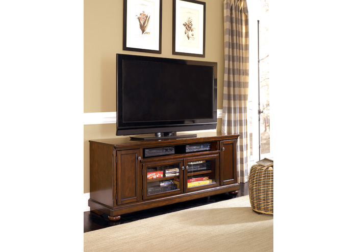 Porter Extra Large TV Stand,Millennium