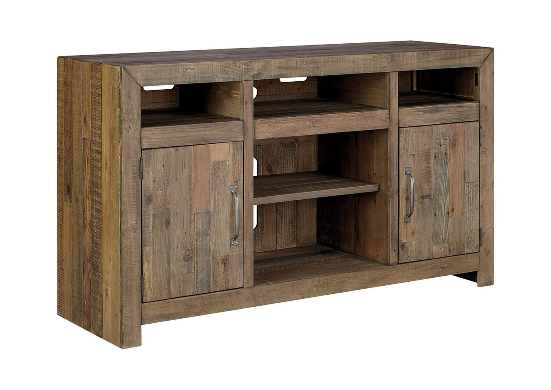 "Sommerford Brown 62"" TV Stand,Signature Design By Ashley"