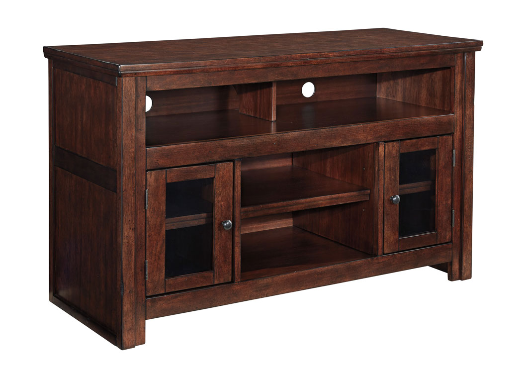 bob hoch 39 s home furnishings lebanon pa harpan reddish brown medium tv stand. Black Bedroom Furniture Sets. Home Design Ideas