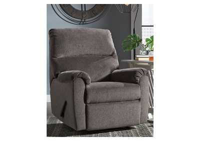 Image for Nerviano Gray Recliner