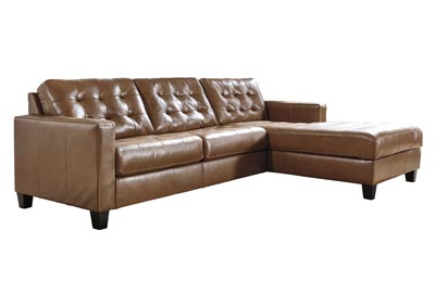 Baskove Auburn Right-Arm Facing Sofa Chaise