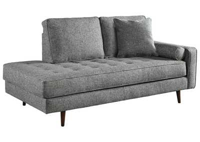 Image for Zardoni Charcoal Right Facing Corner Chaise
