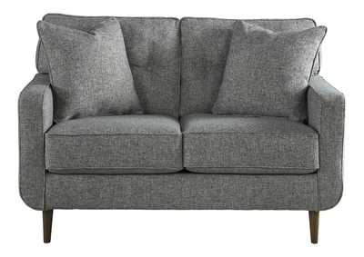 Image for Zardoni Charcoal Loveseat