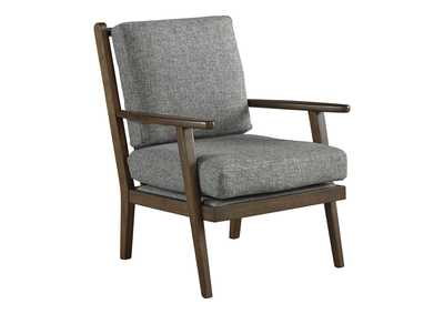 Image for Zardoni Gray Accent Chair
