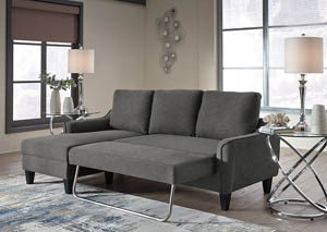 Jarreau Gray Queen Sleeper Sofa