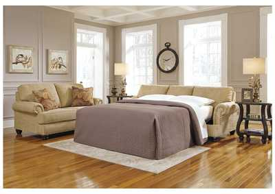 Candoro Oatmeal Queen Sofa Sleeper