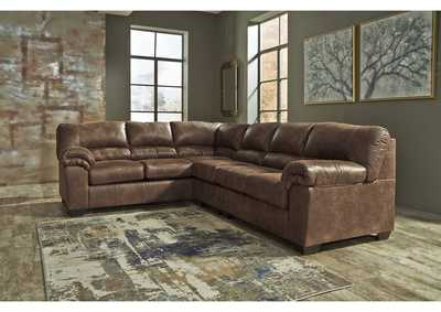 Bladen Coffee RAF Extended Sectional,Signature Design By Ashley