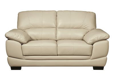 Fontenot Cream Loveseat