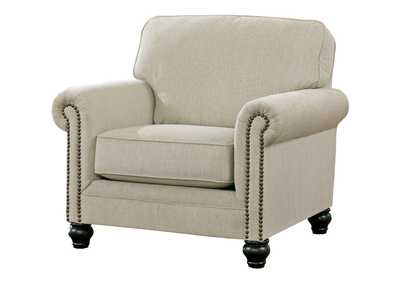 Image for Milari Linen Chair