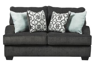 Charenton Charcoal Loveseat