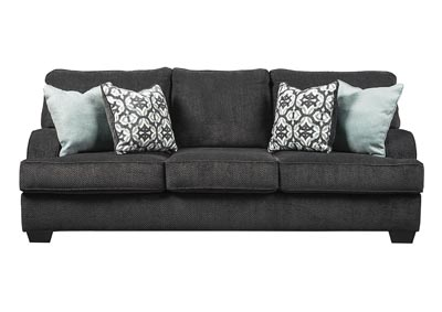 Charenton Charcoal Queen Sofa Sleeper,Benchcraft