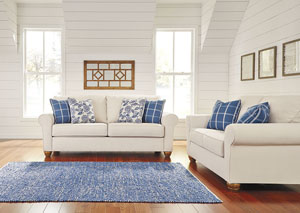 Adderbury Bone Sofa & Loveseat