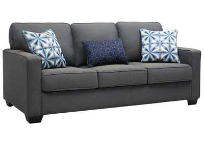 Kiessel Nuvella Steel Queen Sofa Sleeper