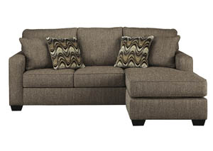 Tanacra Tweed Sofa Chaise