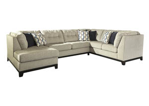 Beckendorf Chalk Right Facing Extended Sofa Sectional