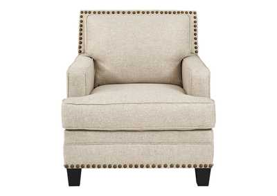 Image for Claredon Linen Chair