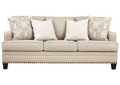 Image for Claredon Linen Sofa