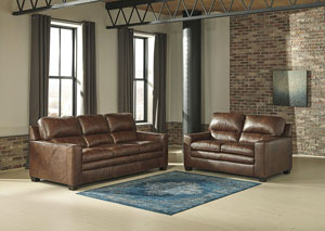 Gleason Canyon Sofa & Loveseat