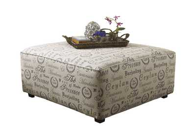 Image for Alenya Quartz Oversized Accent Ottoman