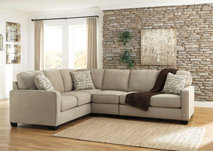 Image for Alenya Quartz LAF Extended Sectional