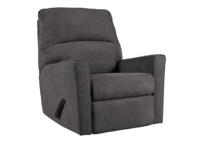 Image for Alenya Charcoal Rocker Recliner