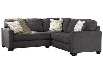 Image for Alenya Charcoal RAF Sectional