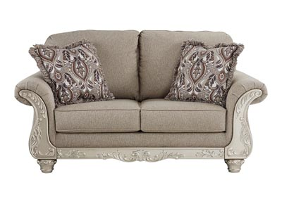 Gailian Smoke Loveseat