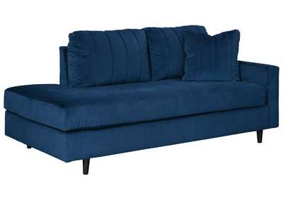 Enderlin Ink Right-Arm Facing Corner Chaise