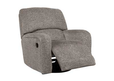 Pittsfield Fossil Swivel Glider Recliner
