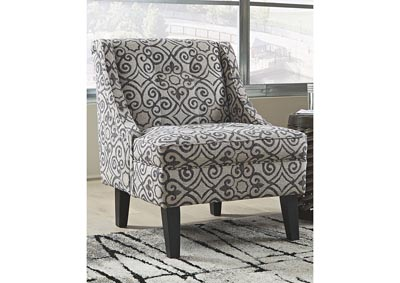 Kestrel Gray Accent Chair