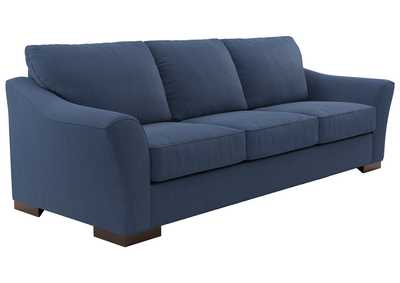 Image for Bantry Nuvella Indigo Sofa