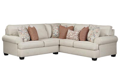 Image for Amici Linen Sectional