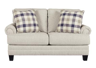 Image for Meggett Linen Loveseat