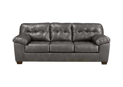 Alliston DuraBlend Gray Sofa