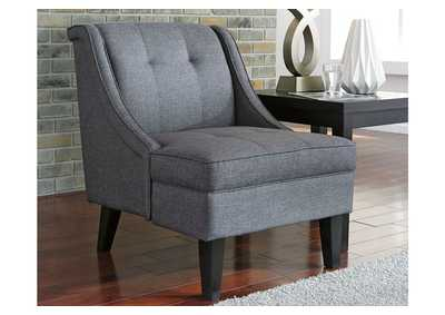 Calion Gray Accent Chair