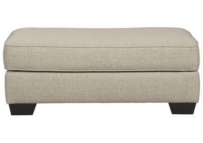 Marciana Bisque Ottoman,Signature Design By Ashley
