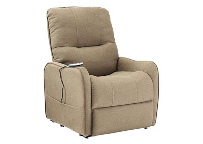 Enjoy Beige Power Lift Recliner