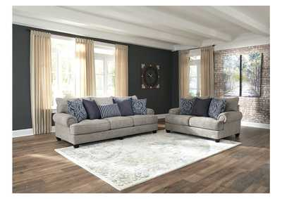 Morren Dusk Sofa and Loveseat