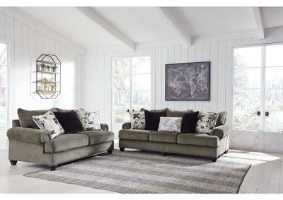 Sembler CobblesTone Sofa and Loveseat