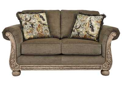 Richburg Coffee Loveseat
