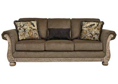 Richburg Coffee Sofa