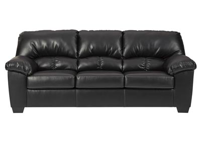 Image for Brazoria Black Sofa