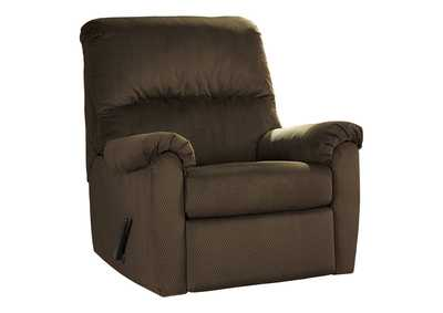 Image for Bronwyn Cocoa Swivel Glider Recliner
